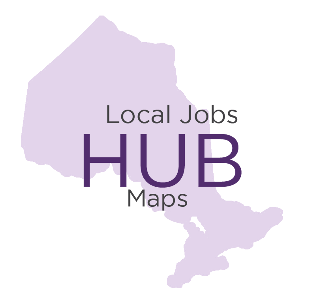 Regional Job Map