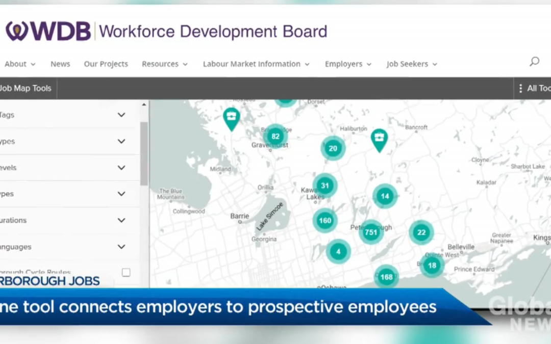 Thousands access Peterborough online tool that connects employers with prospective employees