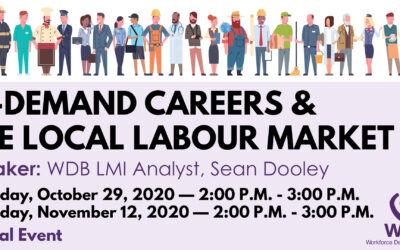 In-Demand Careers and the Local Labour Market Webinar