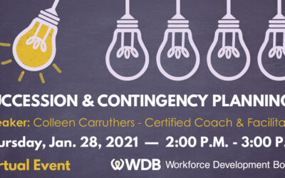 Succession & Contingency Planning Webinar