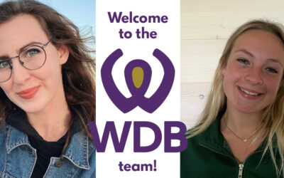 New Research & Marketing Assistants Join WDB Team